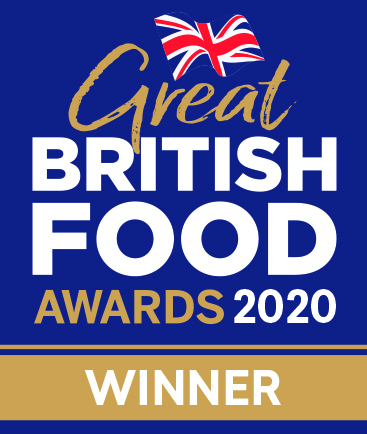 Great British Food Awards Winner 2020